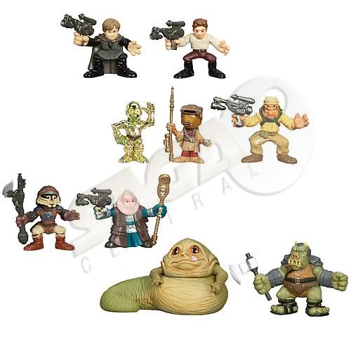 Squishies (Galactic Heroes) Star Wars TV Galact12