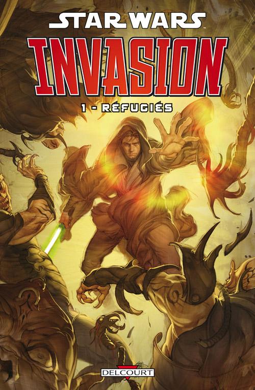 COLLECTION  STAR WARS - INVASION Star_w17