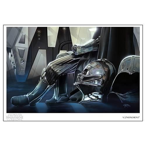 Star Wars Darth Vader Confinement Star_w18