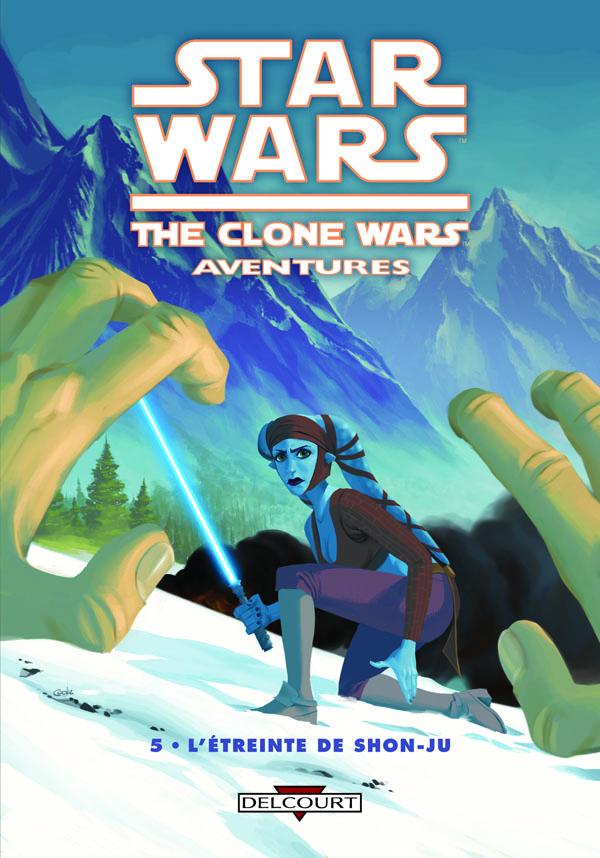 COLLECTION STAR WARS - CLONE WARS AVENTURES Tcw_av10