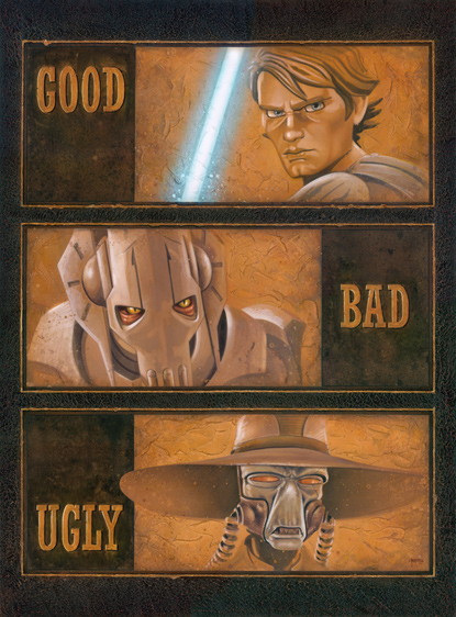 Star Wars - Clone Wars - The Good, Bad and Ugly The_go10