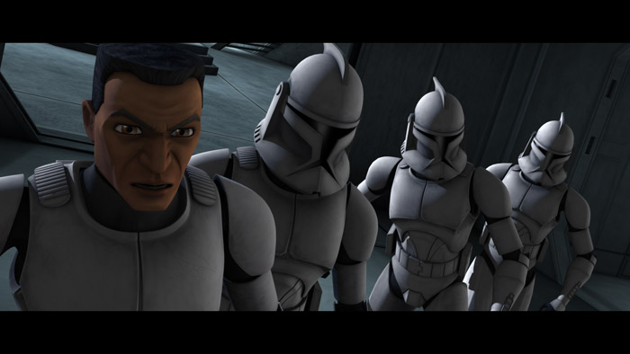 STAR WARS - THE CLONE WARS SAISON 1 EPISODES 1 - 10 Theclo17