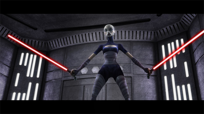 STAR WARS - THE CLONE WARS SAISON 1 EPISODES 1 - 10 Theclo21