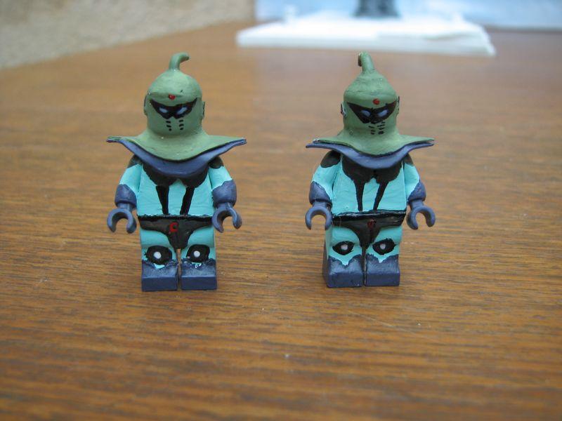 Customs lego  personnages de DA 80's de Fabax Vega_10