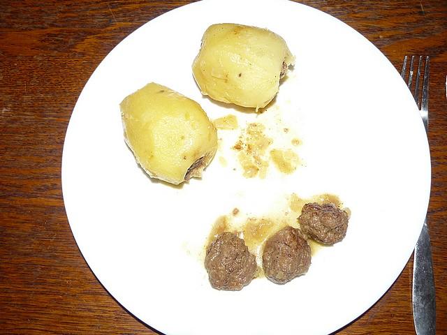 Pommes de terre farcies P1110822
