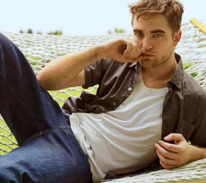 récap' Outtakes Robert Pattinson pour TVweek (Carter SMITH ) Robert13