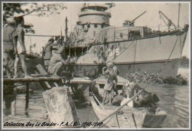 Les flottilles amphibies en Indochine - Fais et Fain - Dinas Forum_17