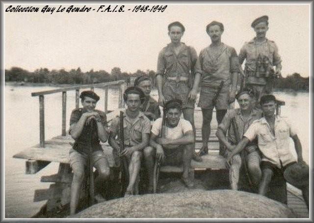 Les flottilles amphibies en Indochine - Fais et Fain - Dinas Forum_19