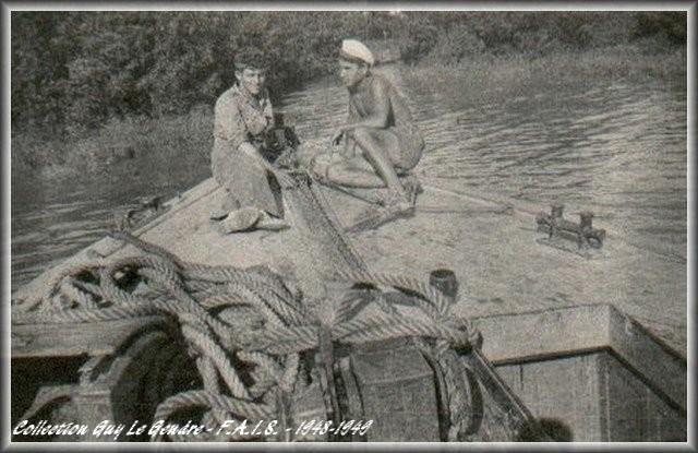Les flottilles amphibies en Indochine - Fais et Fain - Dinas - Page 2 Forum_39