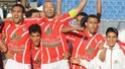 الفتح المغربي يخسر على ارضه من الاتحاد الليبي ويتأهل لنهائي  Fus40010