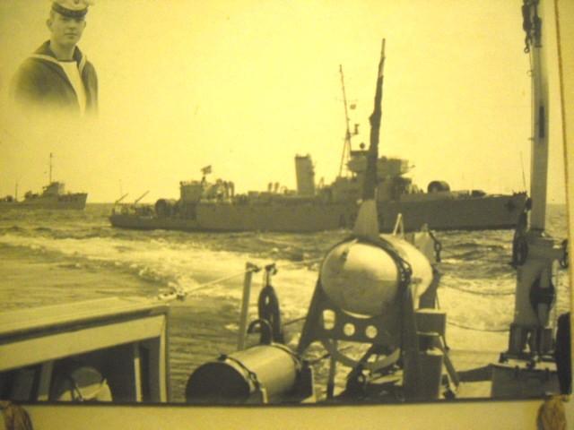 M900 / A954 Adrien De Gerlache (ex HMS Liberty) A95410