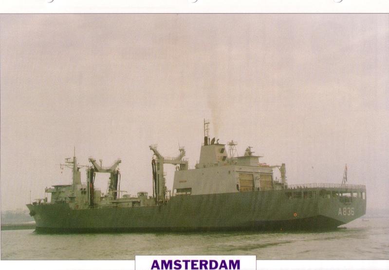 Bevoorradingsschip - Replenishment ships - Ravitailleurs Amster10