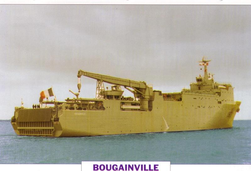 TCD : Transport de Chaland de Débarquement - Page 2 Bougai10