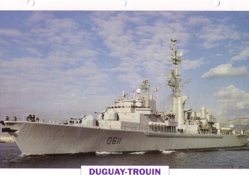 Frégates De Grasse, Tourville et Duguay-Trouin (type F67) - Page 2 Duguay10