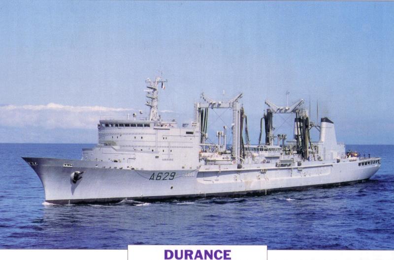 BCR : Bâtiment de Commandement et de Ravitaillement Duranc10
