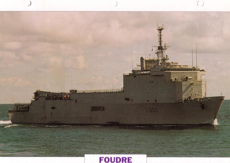 TCD : Transport de Chaland de Débarquement - Page 2 Foudre10