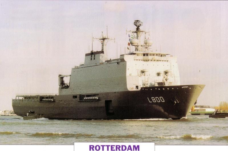 Amfibische transportschepen - Landing Platform Dock Rotter10
