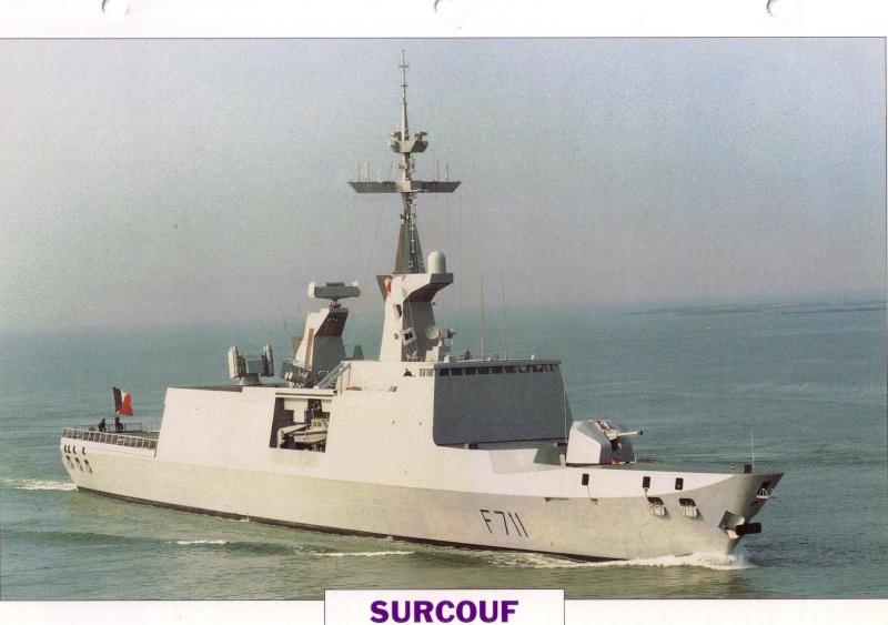 FLF - Frégates du type La Fayette - Page 2 Scan1018