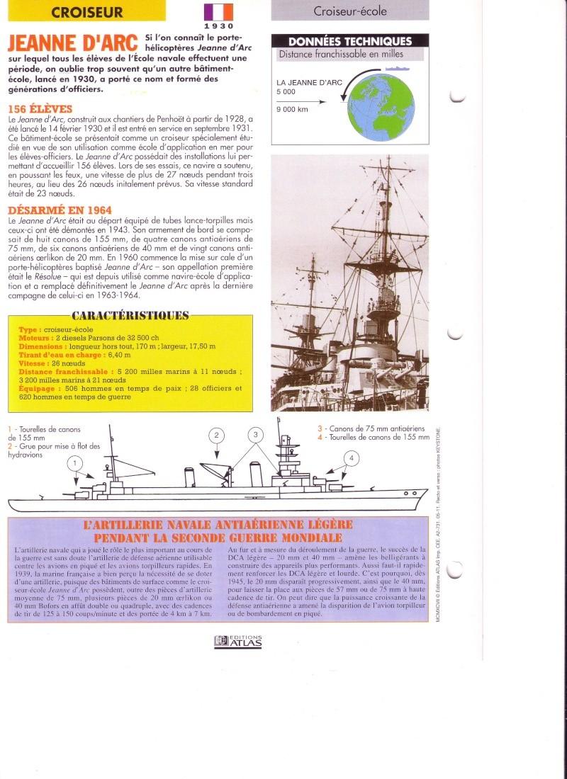 Porte-hélicoptères R97 Jeanne d'Arc - Page 5 Scan1077