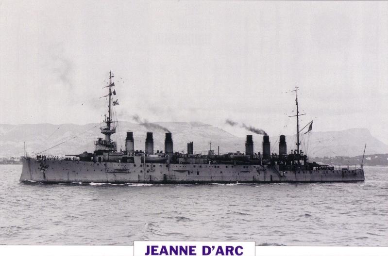 Porte-hélicoptères R97 Jeanne d'Arc - Page 5 Scan1078