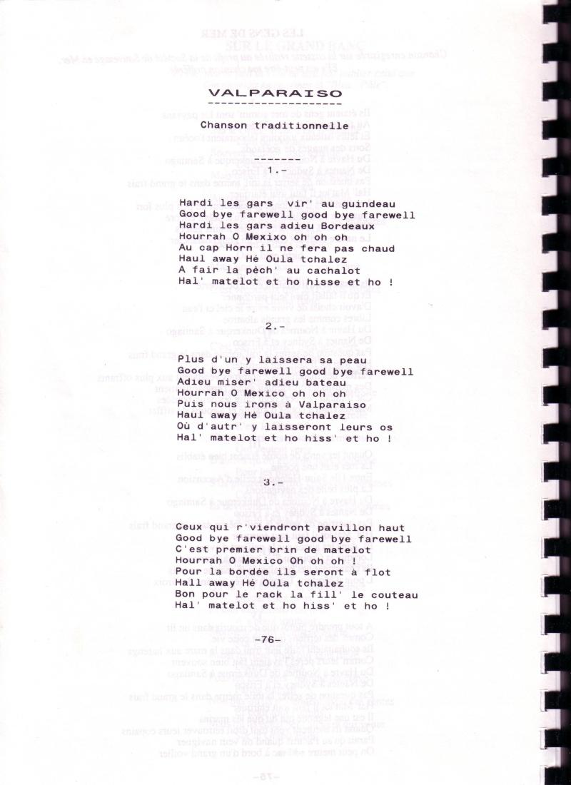 La Chanson et la Marine - Page 3 Scan1107