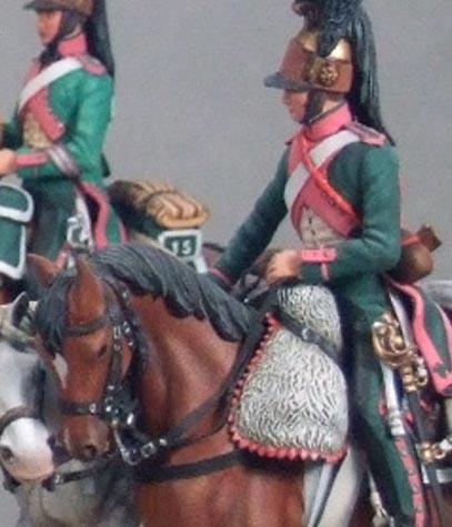 Dragon 1er régiment - 1811 Dragon10