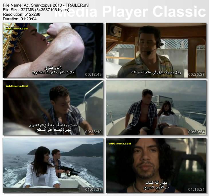 مترجم فيلم الرعب Sharktopus 2010 DVDRip نسخة X264 Avi Thumb157