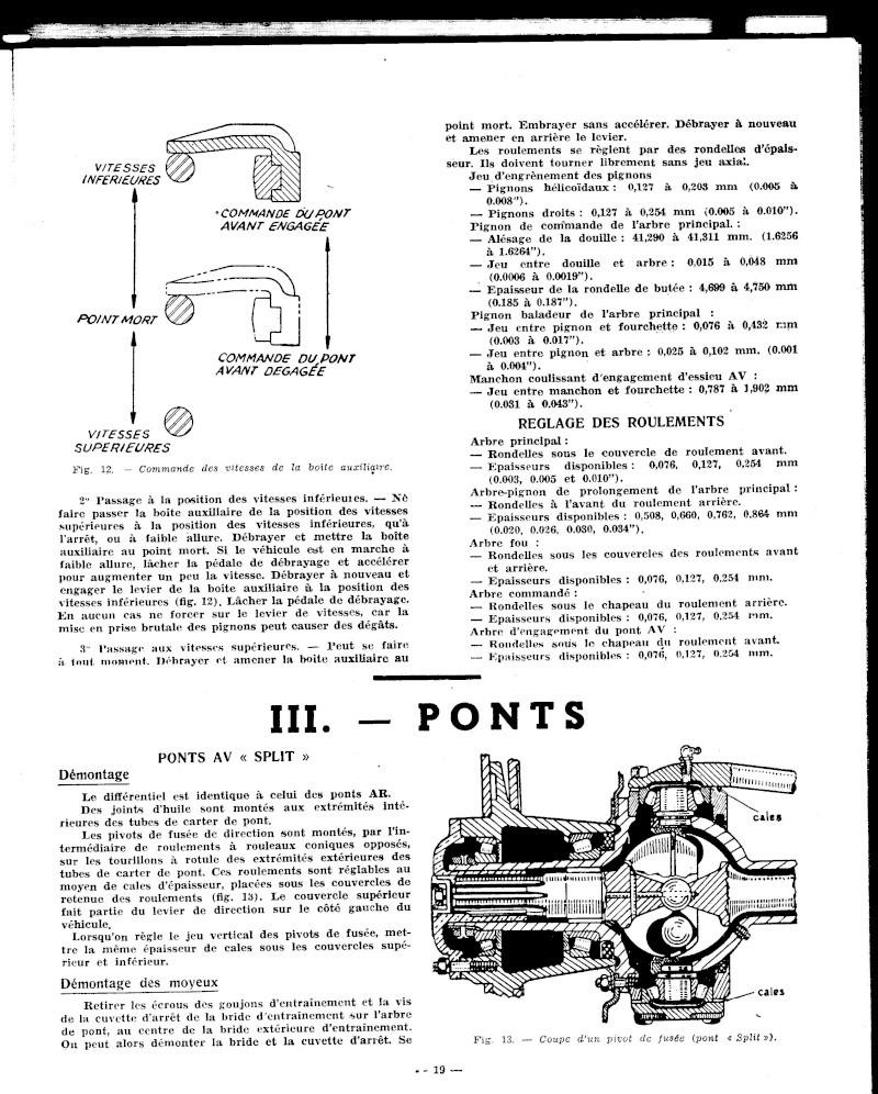 """Problème après le montage d'un kit 3"""" sur mon XJ Ponts110"""