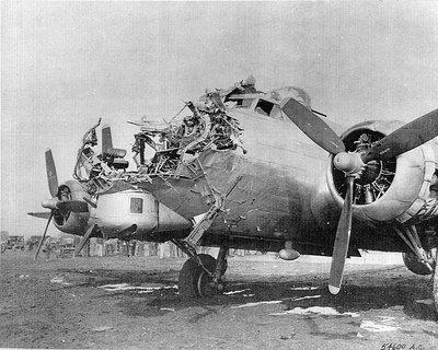 Vestes pare-éclats pour les aviateurs Damage10