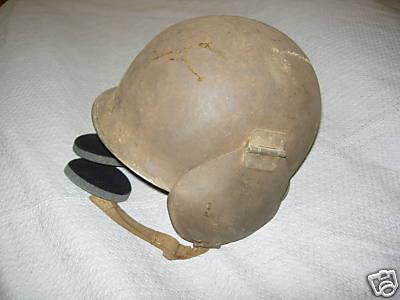 Vestes pare-éclats pour les aviateurs Helmet10