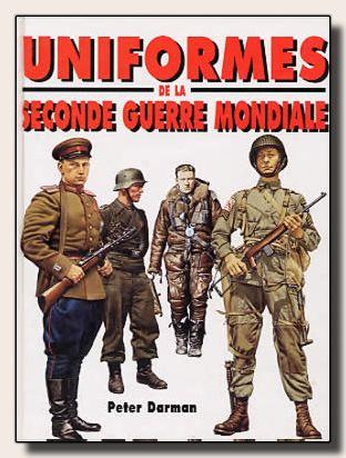 Les uniformes de l'armée de l'air d'armistice Unifor10