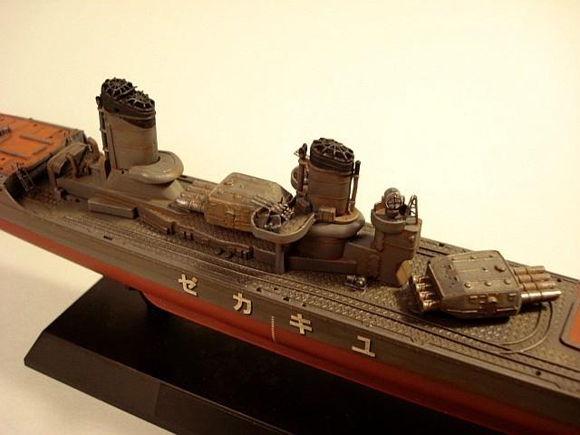 Yukikaze Tamiya 1/350. 11_yuk10