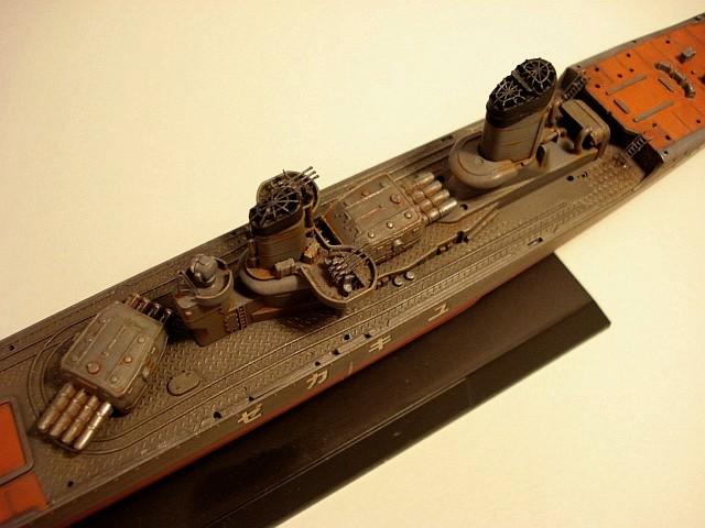 Yukikaze Tamiya 1/350. 12_yuk10