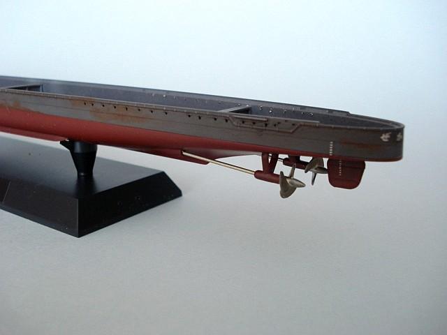 Yukikaze Tamiya 1/350. 2_yuki10