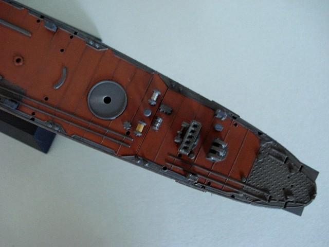 Yukikaze Tamiya 1/350. 9_yuki10
