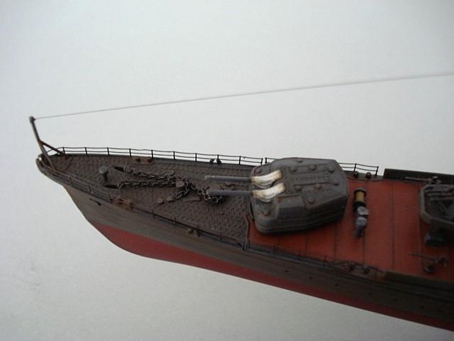 Yukikaze Tamiya 1/350. - Page 2 Yukika17