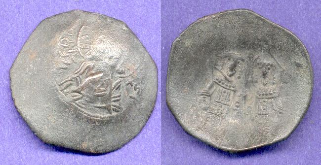 Trachy de Alesio III (1195-1203), ceca Constantinopla Alejo_10