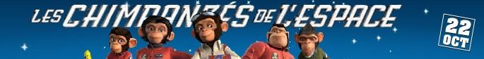 [20th Century Fox] Les Chimpanzés de l'Espace (2008) Chimps10