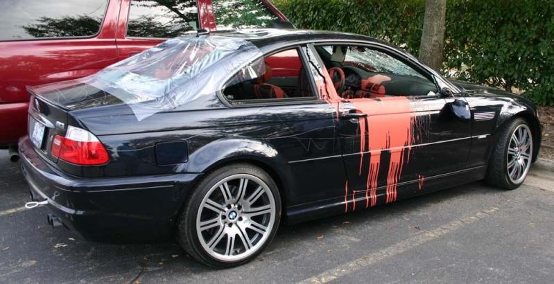 Vous avez été victime de vandalisme auto? 0110