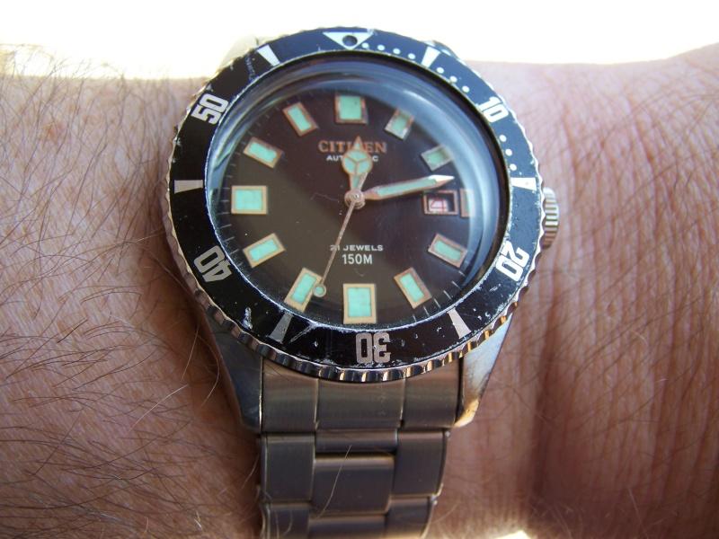 citizen - Avis Citizen Diver Vintage. 100_0310