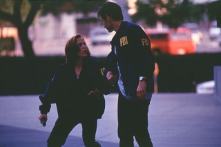 The X Files, le film & Regeneration 012
