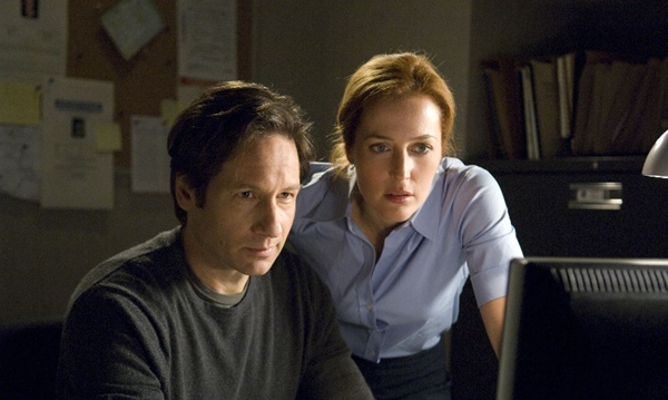 The X Files, le film & Regeneration 115