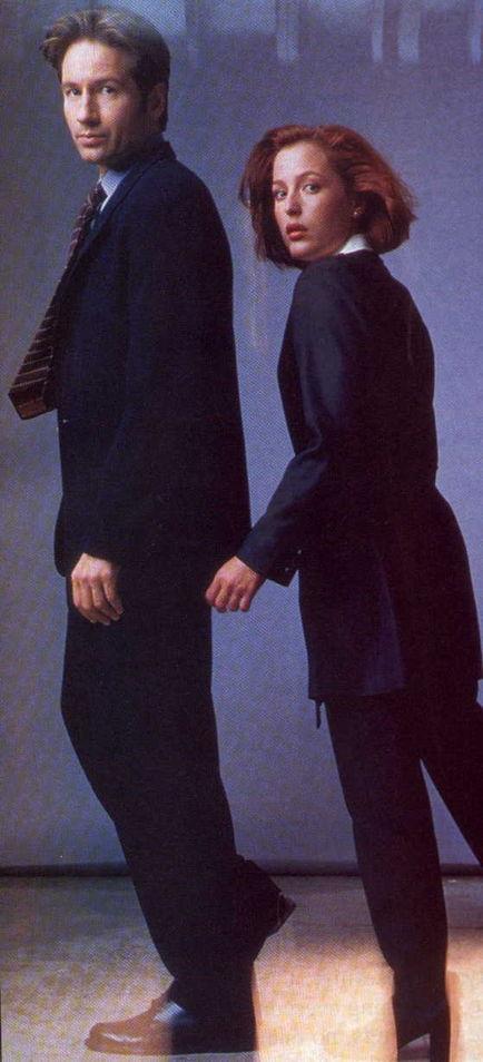The X Files, le film & Regeneration 1510