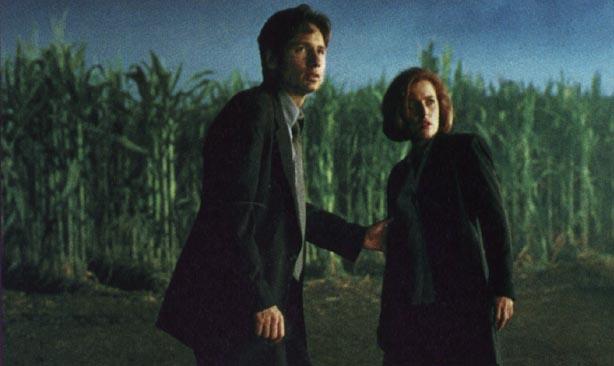 The X Files, le film & Regeneration 213