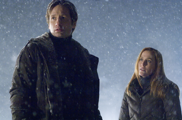 The X Files, le film & Regeneration 214