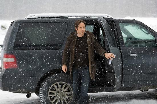 The X Files, le film & Regeneration 5510