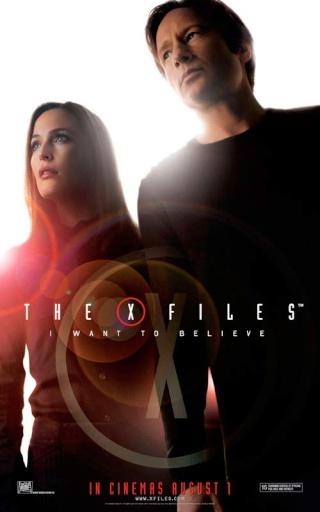The X Files, le film & Regeneration A110