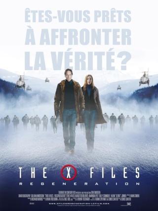 The X Files, le film & Regeneration A12