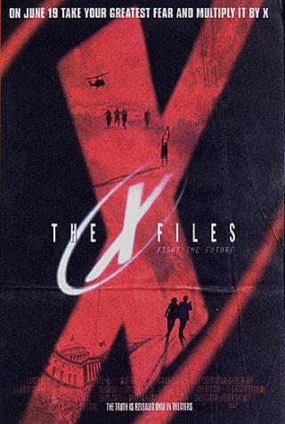 The X Files, le film & Regeneration Asd10