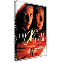 The X Files, le film & Regeneration Dvd11
